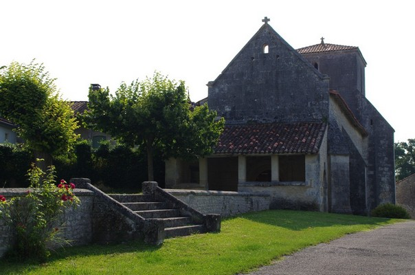 Eglise de Saint-Sever de Saintonge