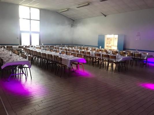 Salle des fêtes - Saint-Sever-de-Saintonge