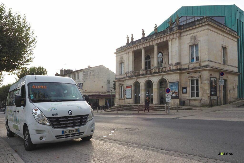 Allo'Buss - Saintes