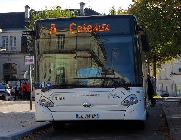 Bus de Saintes (Buss)