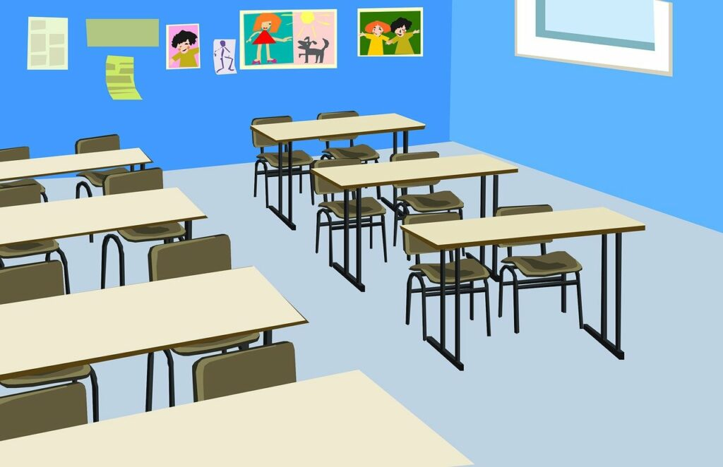 Présentation de l'école