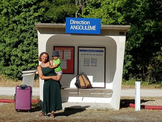 Gare de Beillant