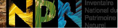 Logo inventaire national du patrimoine naturel