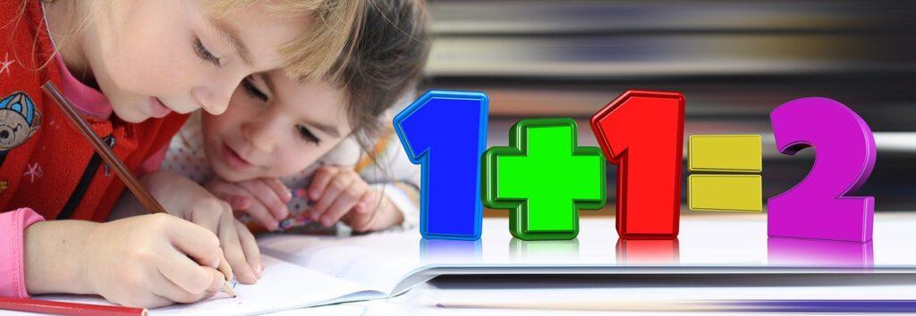 Students Learn Children Count  - geralt / Pixabay