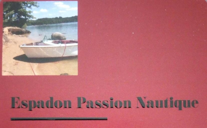 Espadon passion nautique Saint Sever de Saintonge 17800