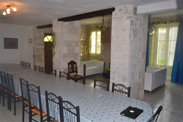 Gite Maison des elfes Saint Sever de Saintonge 17800